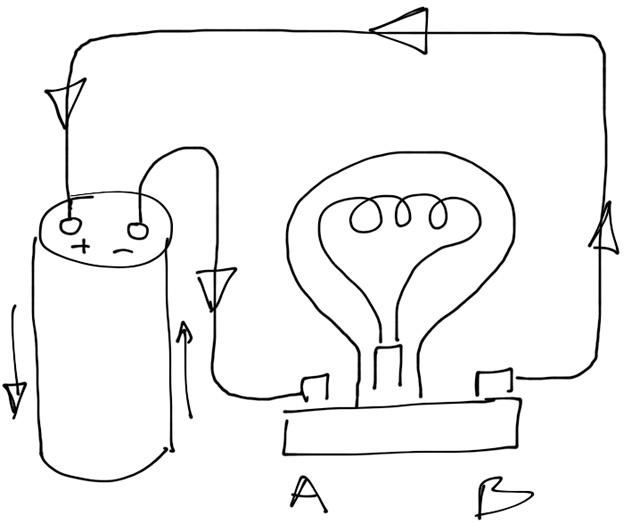 Schema Elettrico Per Una Lampadina : Schema elettrico lampadina fare di una mosca
