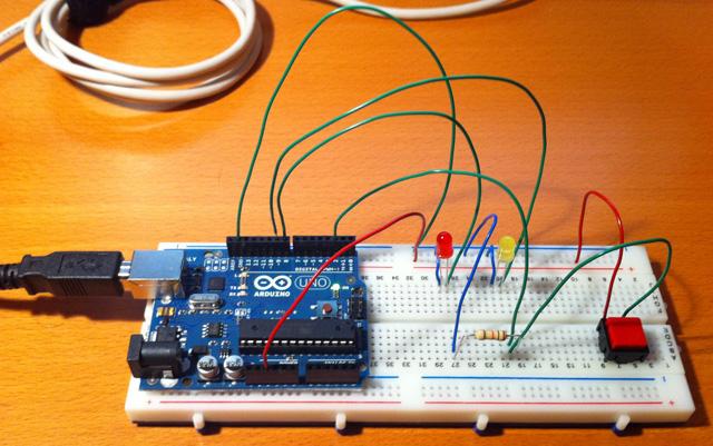 Famoso Arduino – lezione 05: controllo presenza | Michele Maffucci DW87