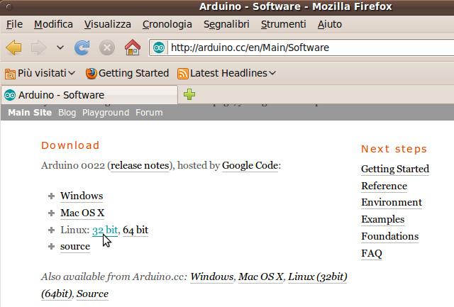 Download arduino 64 bit