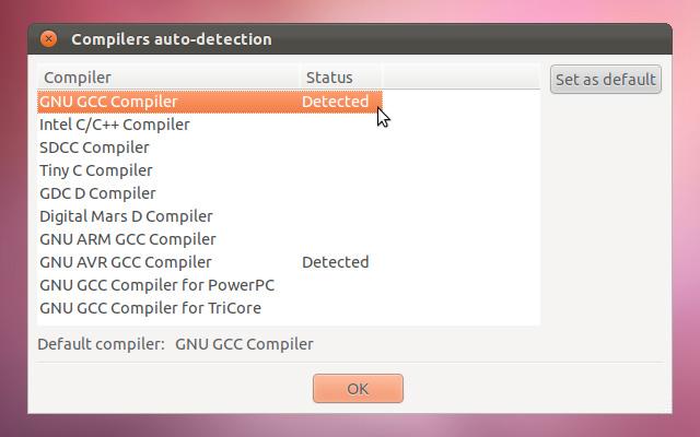 Installazione e primo utilizzo del compilatore Code::Blocks versione