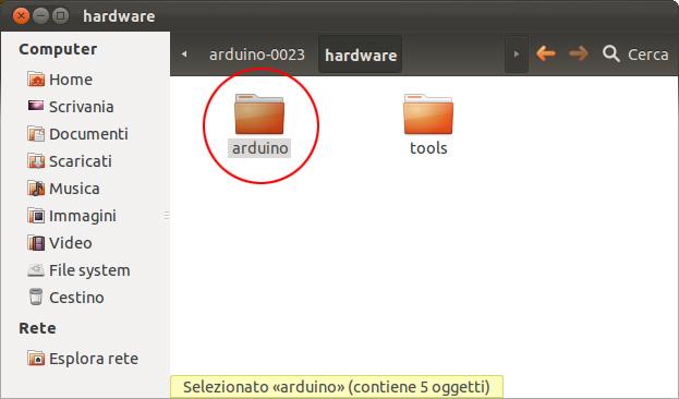 Installare arduino su ubuntu oneric ocelot