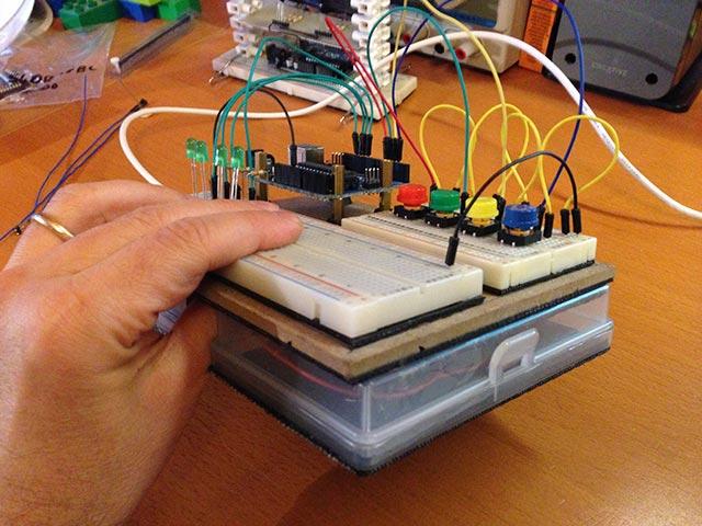 Preferenza Costruire una basetta sperimentale estesa portatile per circuiti  ZG47