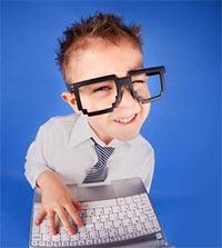 bambino-programmatore