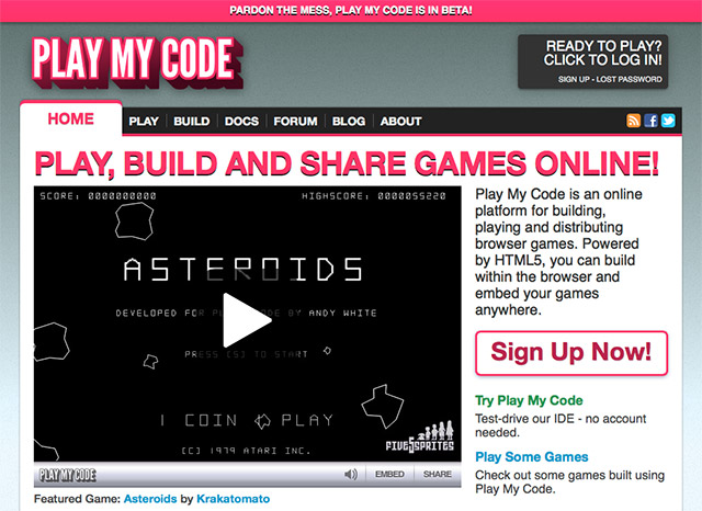play-my-code