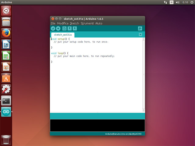 Installare l arduino ide su ubuntu metodo